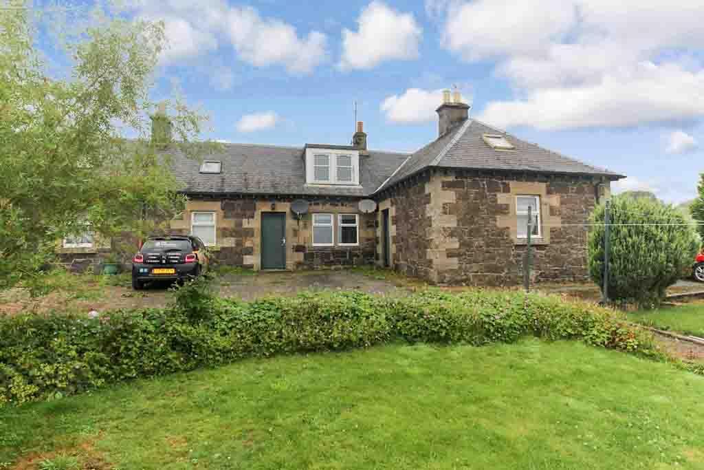 Halhill Farm Cottage, Collessie, Cupar, Fife